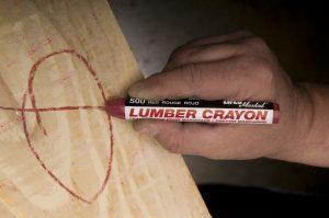 Markal предлага три вида моливи за дърво