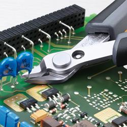 Клещи резачки за електроника
