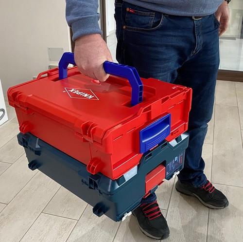 Куфари, чанти, кутии и системи за инструменти - L-box
