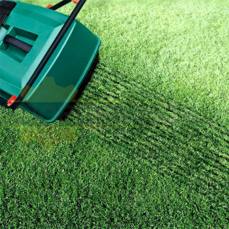 За какво се използва аератор за трева?