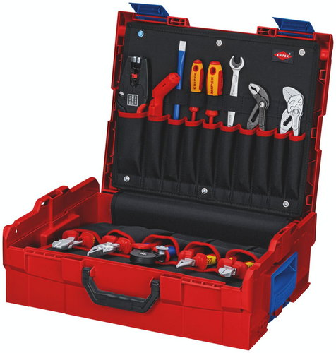 Куфар за инструмнти L-box оборудван