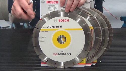 Видове диамантени дискове за рязане