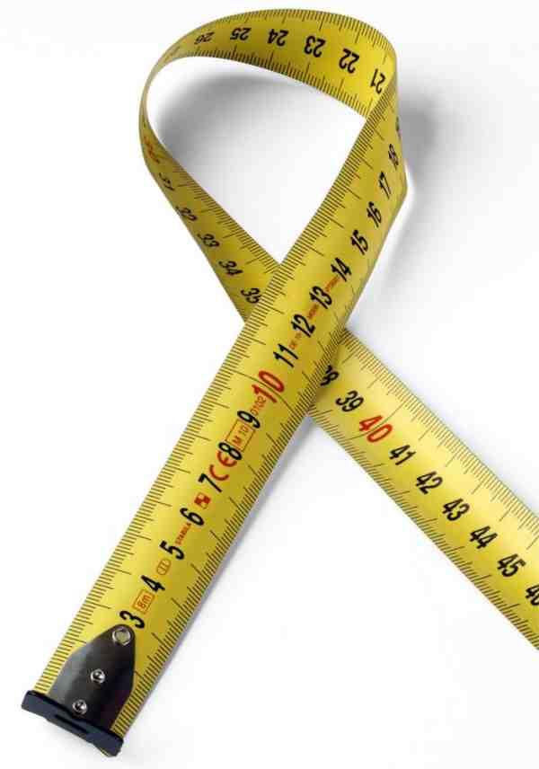 Качествена лента на измервателна ролетка
