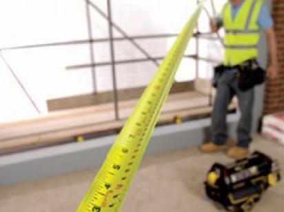 Измервателни ролетки с корави ленти