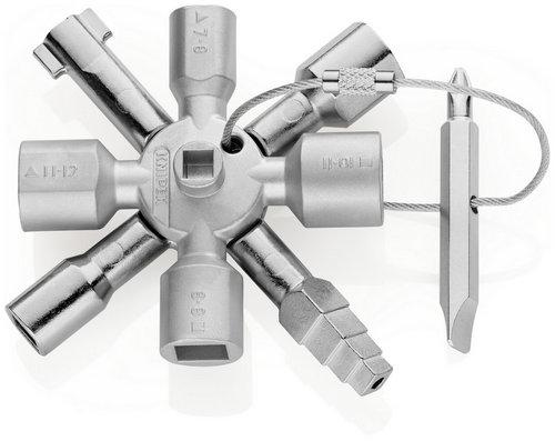 Кръстовидни или звездовидни ключове