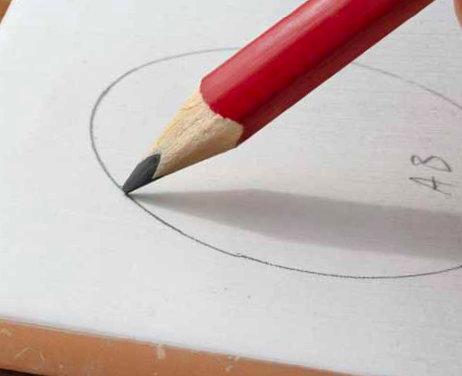 Чертане с молив