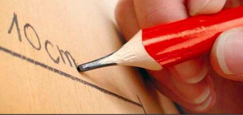 Писане с молив