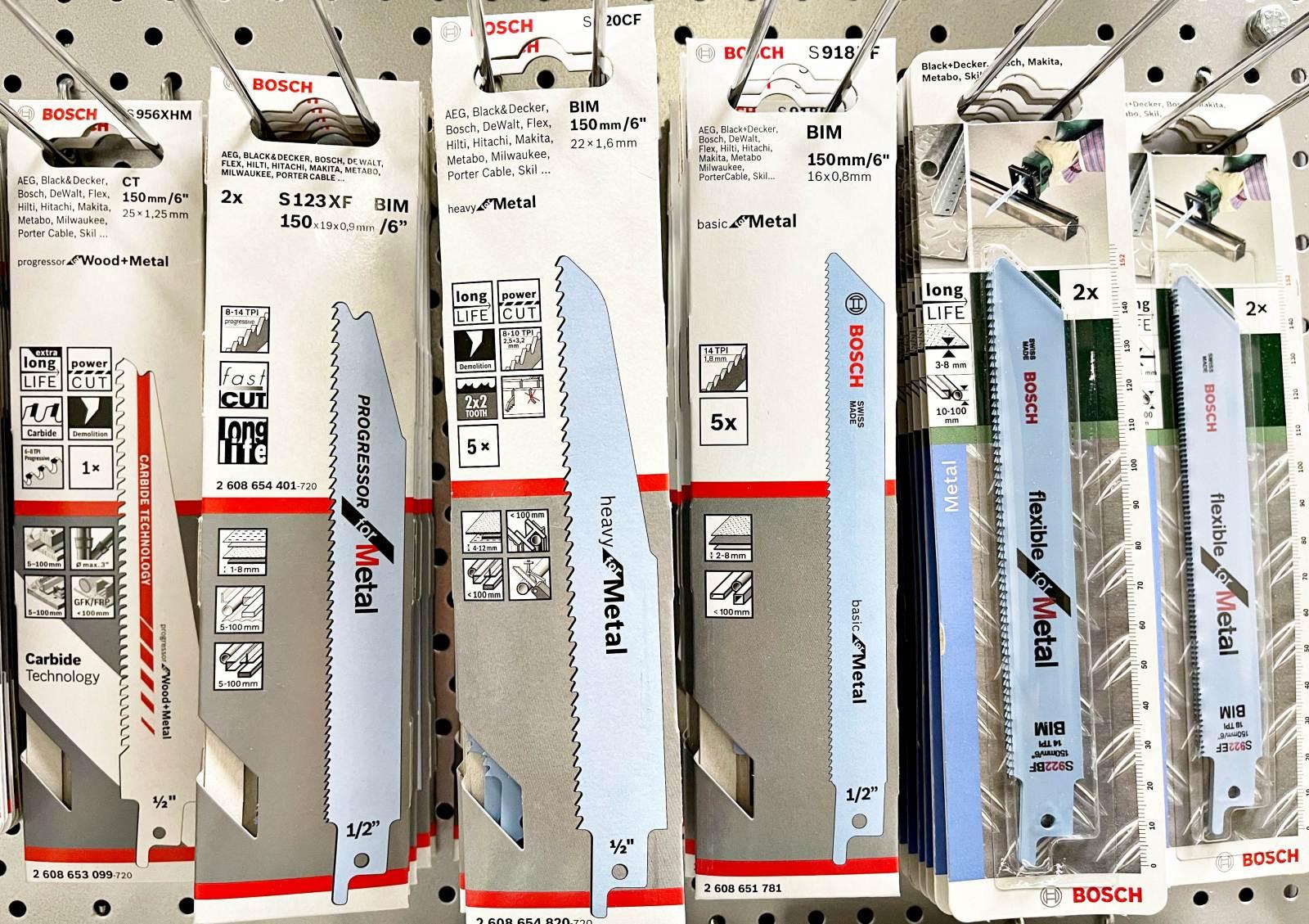 Ножове за саблен трион e-shop-bg