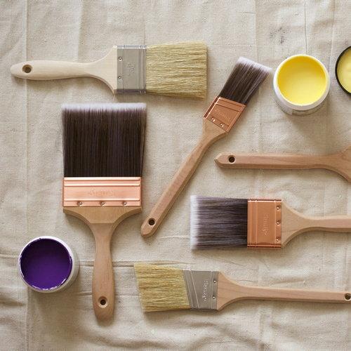боядисване с четки