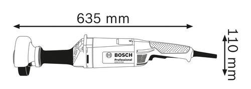 Прав шлайф Bosch