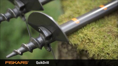 Свредла за почва qickdril