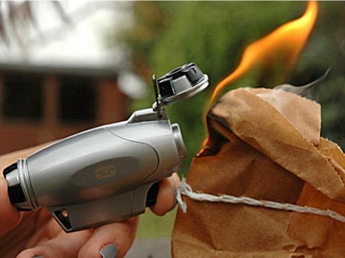 Запалка ветроустойчива на газ
