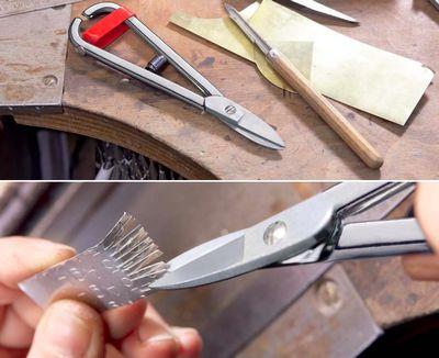Ножици златарски bessey