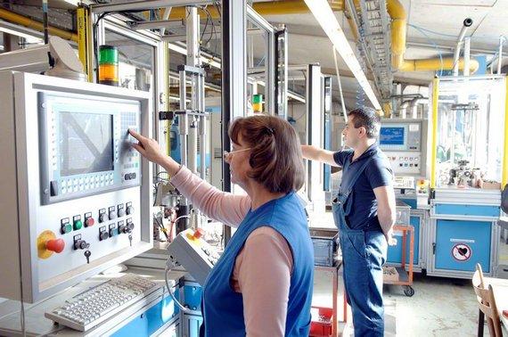 BOSCH автоматизирано производство