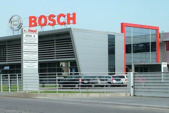 BOSCH офис