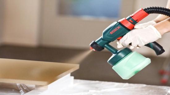 Пистолет за пръскане на боя