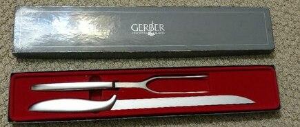 Легендарни ножове Гербер