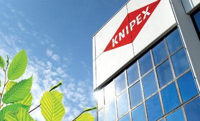 KNIPEX и околната среда