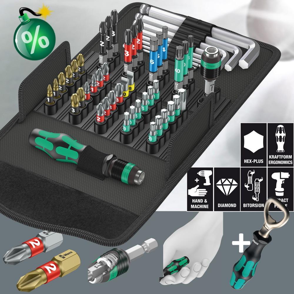 ръчни инструменти WERA
